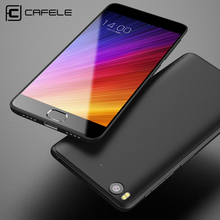 CAFELE Original Phone Case for xiaomi 5s Cases Candy Color Silicone TPU Ultra Thin Fashion Luxury Cover For xiaomi 5s Plus shell