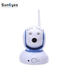 Buy SunEyes SP-P905W Mini Robot Pan Tilt Wireless IP Camera 960P 1.3MP HD Low Lux Micro SD Slot Two Way Audio ONVIF RTSP for $74.99 in AliExpress store