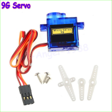 1pcs RC Micro Servo 9g SG90 Servo For Arduino Aeromodelismo Align Trex 450 Airplane Helicopters Accessories(China)