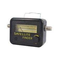 New Digital Satellite Finder Meter FTA LNB DIRECTV Signal Pointer SATV Satellite TV Receiver Tool for SatLink Sat Dish