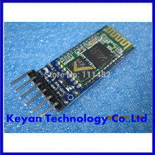 10pcs/lot 2.4G GHz Serial Port Bluetooth Module HC-05 Master Slave For GPS Receiver MCU Free Shipping Dropshipping