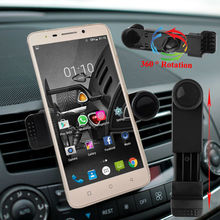 Phone Car Air Vent Holder for InnJoo Halo2 3G , Pro2 , Fire3 Pro LTE , Max3 Pro , Fire2 Plus , Max 2 Smartphone Trestle