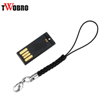 Super Mini Pendrive pen drive 4GB 8GB 16GB  32GB Waterproof USB Flash Drive 1GB Portable Memory Stick 2GB Thumb Disk Key Rope