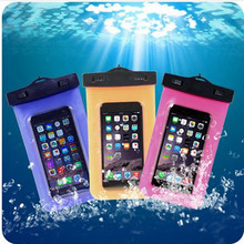 Universal Mobile phone Waterproof Bag Durable Water proof Bag Underwater Back cover Case For LG X Power K210 K220 K220ds Coque(China)
