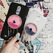 Buy Newest Colorful Case Cover Homtom HT17 / HT17 Pro Capa Fundas Dynamic Liquid Glitter Quicksand Soft TPU Jewelled Unicorn for $3.59 in AliExpress store