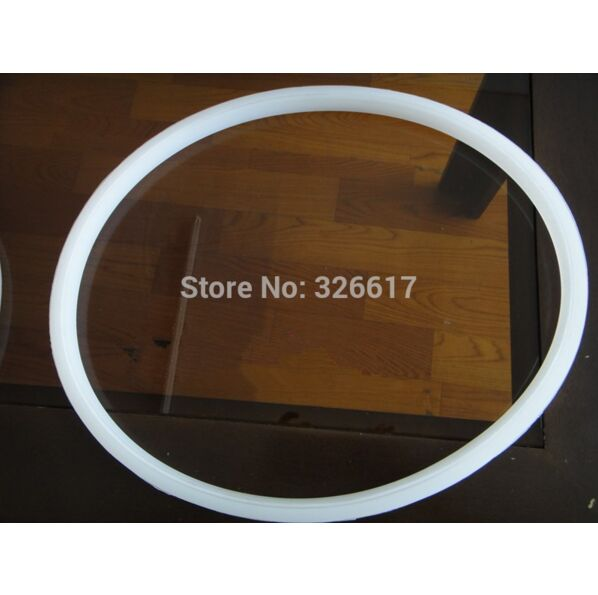 "Gasket Silicone 14"" Round Pressure Manway 14inch Manhole Cover Replacement Sealing 350mm(China (Mainland))"