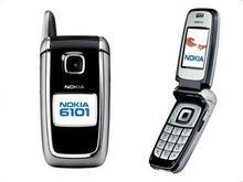 Original Nokia 6101 Flip Cell Phone Unlocked for GSM 900/1800/1900MHZ used phone excellent conditions(China)