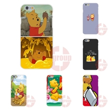 Soft TPU Silicon Hipster Case Cartoon Anime Winnie The Pooh For LG G2 G3 G4 G5 Mini Spirit K4 K7 K8 K10
