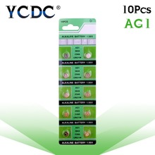 YCDC 49%off Sale 20 x AG1 Watch Battery Cell AG1 364 SR621SW LR621 621 LR60 CX60 Alkaline Battery Button Coin Cell Batteries 38