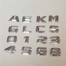 Emblem Badge Letters-Sticker Trunk W213 Class-S W211 W205 Rear GLK W210 Mercedes-Benz
