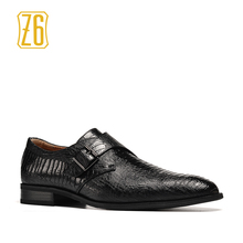 39-48 men shoes big size handsome comfortable Z6 brand men dress shoes #W3061-1(China)
