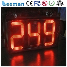 leeman LED Digital Gas Price Sign for Gas Station
