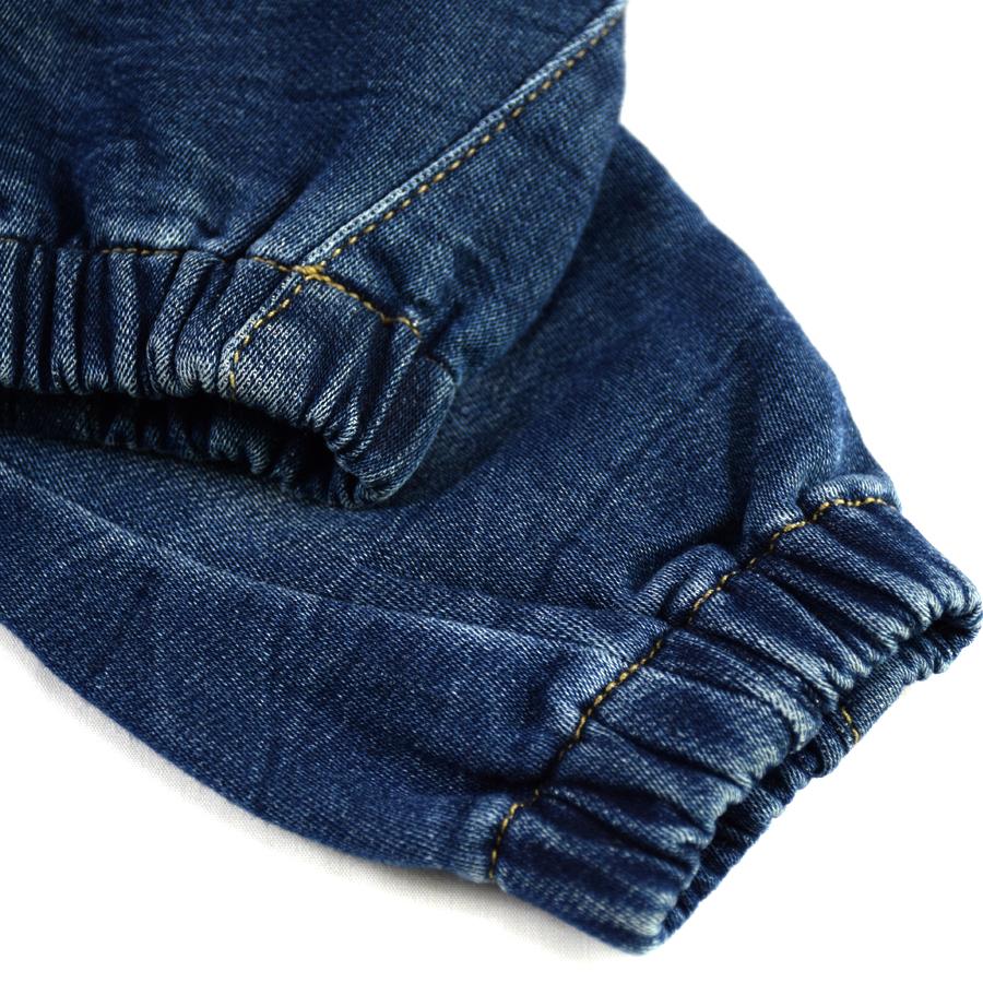 HSIN1609001-7Infant Baby Boys&Girls Jeans Newborn Kids Warm Denim Harem Pants New Born Bebe Pantalones Toddler Crawling Soft Leggings Winter
