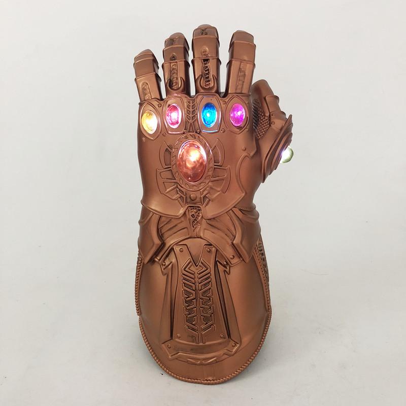 Thanos Cosplay Mask & Gauntlet Take Control of Your Infinity Saga Universe 13