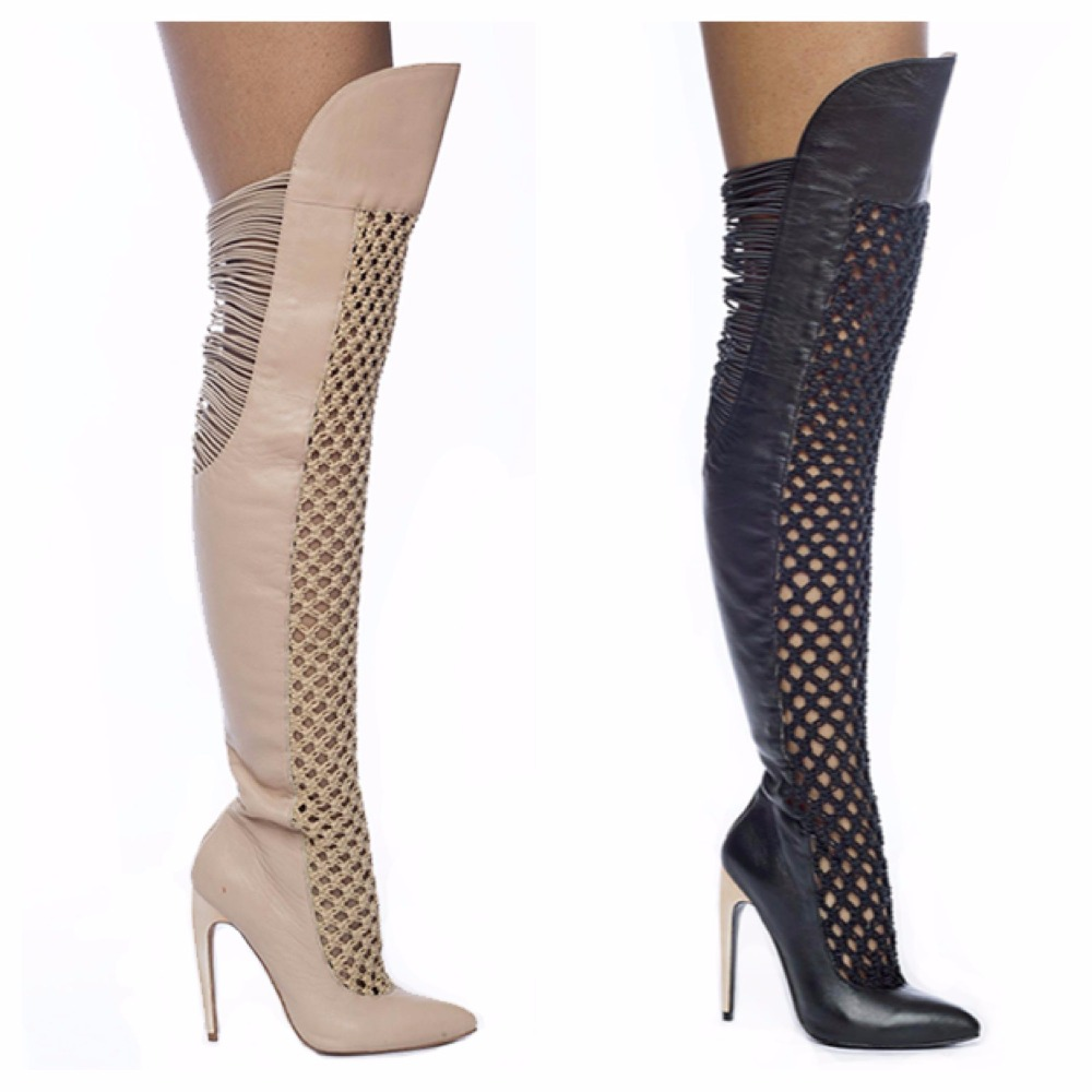2016 new fashion boots cut-outs pointed  toe buckle  high heels large size shoes woman botas feminina melissa winter boots women<br><br>Aliexpress