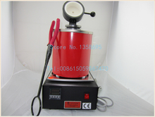110 V Electric Melting Furnace, Cheap mini Gold Melting casting Equipment / Machine,gold Smelting furnace for melting jewelry(China)