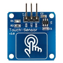 Touch Sensor Touch Switch Module TTP223B Digital Capacitive for Arduino Touch module Increase the Filter Circuit More Stable(China)