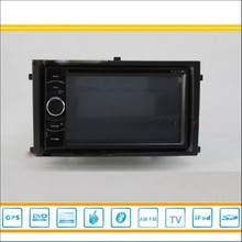 For SsangYong Rexton 2007~2012 Car Radio Stereo CD DVD Player GPS NAVI / HD Touch Audio Video S100 Map Nav Navigation System(China)