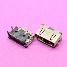 High quality 19pin HDMI female Jack Connector VGA Connector For laptop samsung hp dell acer lenovo etc short type
