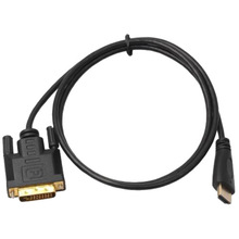 MAHA HDMI to DVI-D Cable Digital Video Lead 1080p DVD Lead Projector HDTVCable Length:1M/1.8m/3M/5M