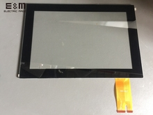 E&M 10.1 inch Capacitive Touch Panel USB IIC Interface for 1280*800 LCD Display(China)