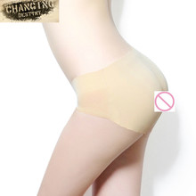 Buy Female Panties Hot Shaper Sexy Woman Fake Ass Underwear Push Padded Panties Buttock Shaper Butt Lifter Hip Enhancer