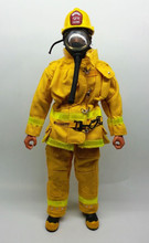 HOT 1/6 firefighters action figure Super multi 1:6 Accessories equipment model include head sculpt and body Value recommended!