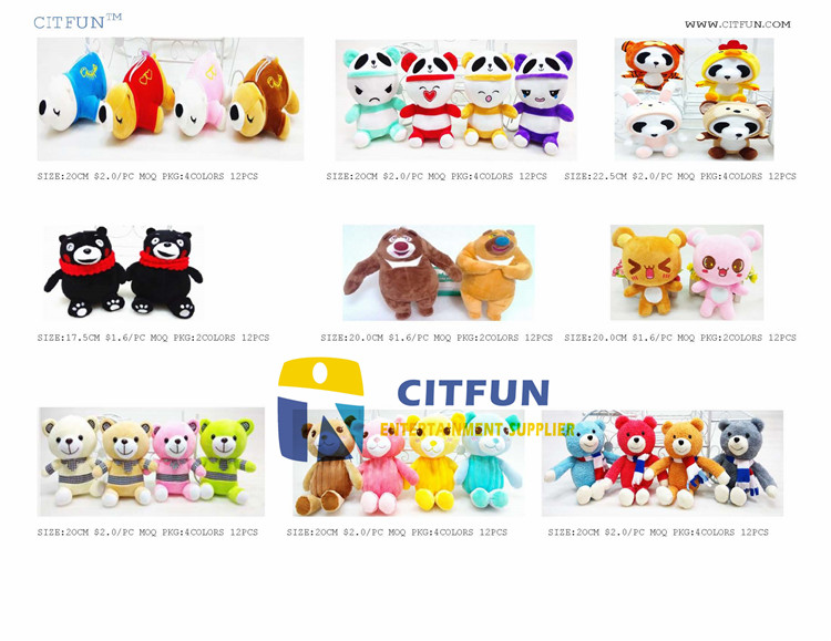 SOFT TOYS FOR CLAW MACHINE__15