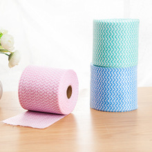 F020 2pcs/lot disposable cosmetic cleansing towel roll off type household decorate towels soft tissue paper reel 20 meters