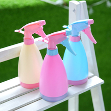 Candy Color Hand Pressure  Spray Bottle  Gardening Tool Pot Bonsai Multi-function  Sprayer Watering Cans