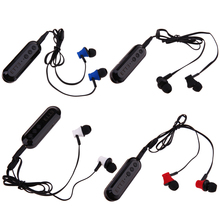 Portable Bluetooth Earphone Handsfree TF Bluetooth 4.1 Receiver Wireless Earpiece Motion Wireless Earphone with Clip Adapter