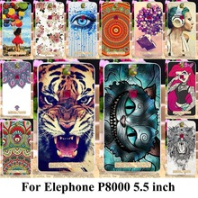 Buy AKABEILA Covers Cases Elephone P8000 5.5 inch Soft Silicon Housing Bags Cat Tiger Case Shield Capa Elephone P8000 for $1.87 in AliExpress store