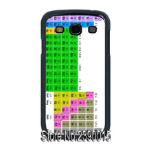 Chemical Periodic Tables Cover Case for Samsung Galaxy Alpha Grand Neo Duos Max On5 On7 Core Prime Plus Ace 2 3 4(China)