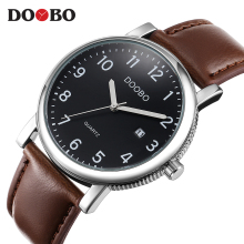 DOOBO Brand Fashion Men Sport Watches Men's Quartz Hour Date Clock Man Military Army Waterproof Wrist watch kol saat erkekle(China)