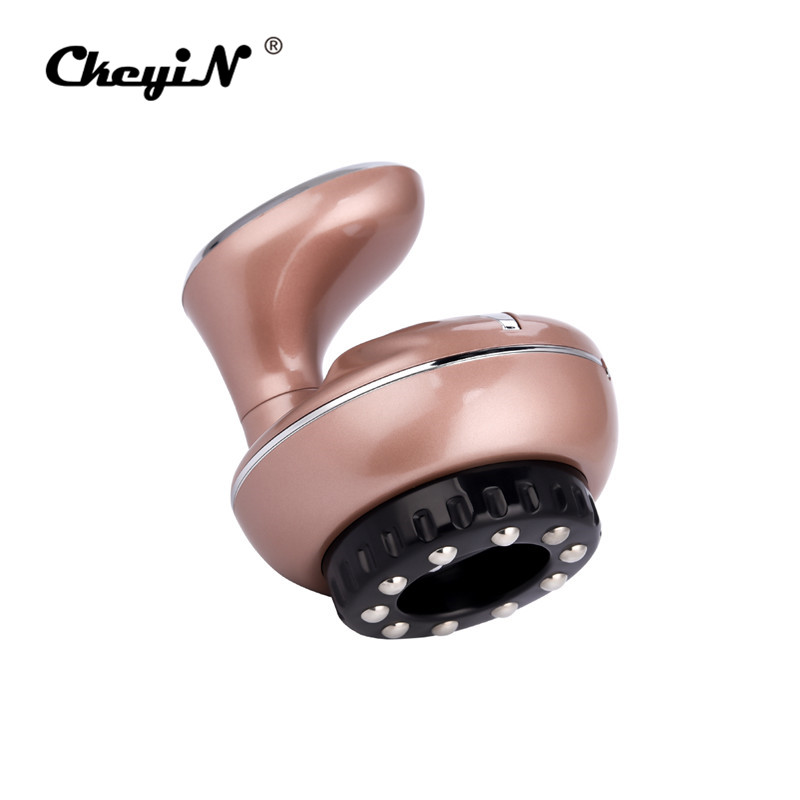 Guasha Suction Scraping Massager Electric Cupping Stimulate Acupoints Detoxification Massage Tool Magnetic Wave Physiotherapy 0 10