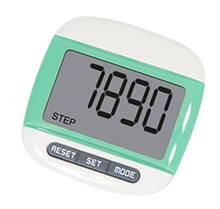 ELOS-2016 new Portable Mini Digital LCD Running Step Pedometer Walking Distance Counter High Quality(China)
