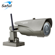 720P waterproof Outdoor Indoor Wireless HD IP Camera WIFI Adjustable focus 1.0Megapixel,P2P,Onvif,Audio Camera
