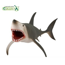 Great White Shark Jaws Classic Toys For Boys Gift Marine Animals Ferocious Beast Animal Model