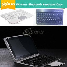 Touchpad Bluetooth Keyboard Case cover for Teclast P89h/P80H/X80 Plus/ X80hd/ X80 Pro/ X80 Power Tablet PC +gifts
