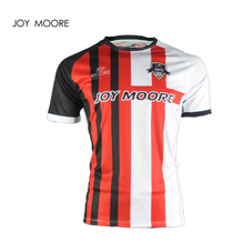 new arrival subliamtion custom made soccer jersey anti-pilling soccer shirt boys(China)