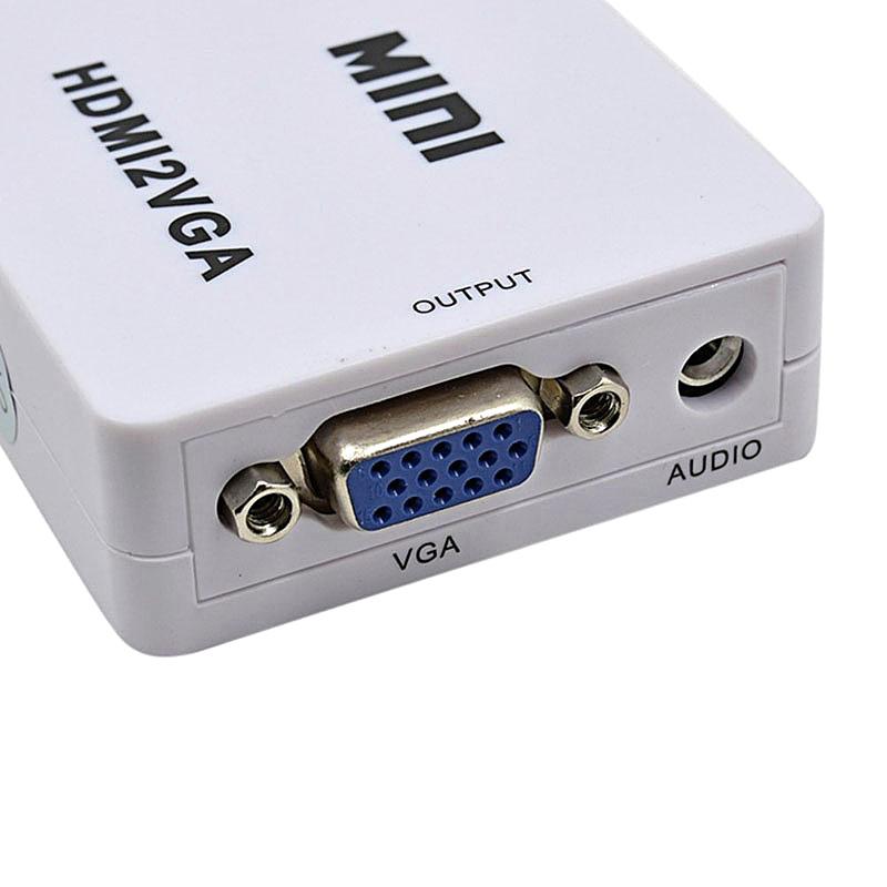 HDMI2VGA Converter