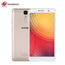 Original Doogee Y6 Max 3D 6.5 Inch Smartphone Android 6.0 MTK6750 Octa Core Mobile Phone 3GB RAM 32GB ROM Fingerprint Cell Phone