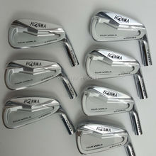 New Golf Clubs HONMA  727v  iron group 4-10 w (7 PCS)Steel Golf shaft and Golf head Free shipping