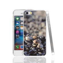 27290 Nature Ocean Beach Pebble Soft Stones Blur Cover cell phone Case for iPhone 4 4S 5 5S SE 5C 6 6S 7 Plus