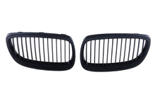Auto Kidney Grill Front Grille For BMW E92 Coupe E93 Convertible 328i 335i M3 2007 2008 2009 2010 Matte Black Car Styling #9129