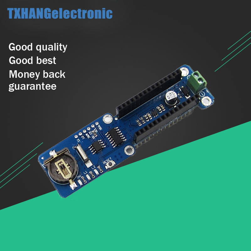 Nano Data Record Logging Shield Module Arduino Nano Recorder Module 3.3V SD Card Interface Module RTC Real Time Clock