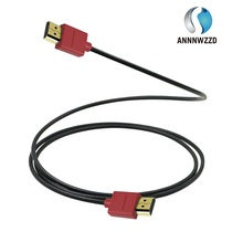 ANNNWZZD HDMI Cable HDMI 2.0 4k 3D 60FPS Cable for HD TV LCD Laptop PS3 Projector Computer Cable 1m 2m 3m 5m(China)
