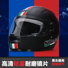 hot sell bike motorcycle motorbike automobile racing winter thermal male female full face helmet(China)