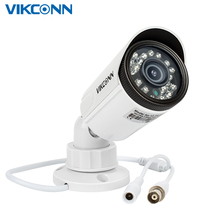 VIKCONN 2.0 Mega Pixel Sony IMX323 1080P Full HD Security Camera AHD Video Surveillance Camera 20M IR CMOS Bullet CCTV Camera