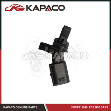 A quality for Audi Volkswagen Amarok pickup Left Rear ABS sensor Wheel Speed Sensor 2H0927807A 2H0 927 807 A(China)